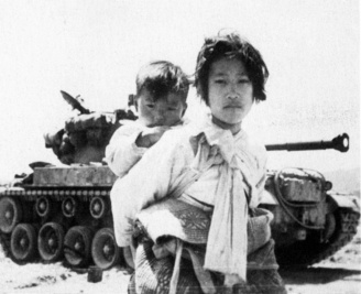 korean war orphans